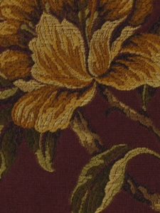 BEACON HILL KINVARRA FLORAL UPHOLSTERY FABRIC MADERIA