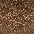 BEACON HILL MIRADOR VELVET GEOMETRIC UPHOLSTERY FABRIC CLAY