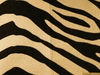 BEACON HILL MOUNTBATTEN ANIMAL UPHOLSTERY FABRIC BLACK