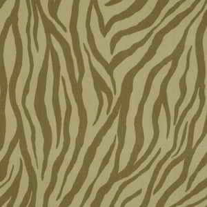BEACON HILL MUMBAI ANIMAL VELVET UPHOLSTERY FABRIC TUSK