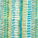 BEACON HILL PLUMASSIER ABSTRACT NOUVEAU FABRIC SURF MULTI