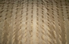 BEACON HILL ROBERT ALLEN PREMIERE SILK LISERE STRIPES FABRIC 10.5 YARDS BEIGE CREAM GOLD