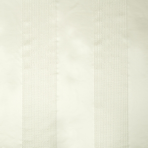 BEACON HILL SABRINA STRIPE SILK STRIPE FABRIC IVORY