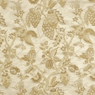 BEACON HILL SANTA LUCIA FRUIT UPHOLSTERY FABRIC CASHMERE
