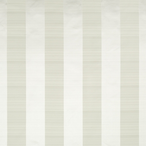 BEACON HILL SATIN SMOOTH SILK STRIPE FABRIC HAZE