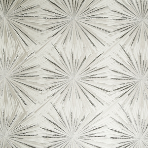 BEACON HILL SILK HALO PRISM SILK FABRIC SILVER