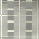 BEACON HILL STUDIO PLAID SILK PLAID FABRIC PLATINUM