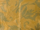 BEACON HILL TATANIAS SCROLL LUXURY WINDOW SILK FABRIC NEPTUNE