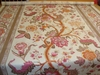 BRUNSCHWIG & FILS BELLARY TREE OF LIFE INDIAN PALAMPORES W BORDERS FABRIC 17.5 YARDS ROSE TUMERIC MULTI