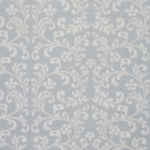 CALAMADRE CHIARA EMBROIDERY SCROLLWORKS FABRIC SKY