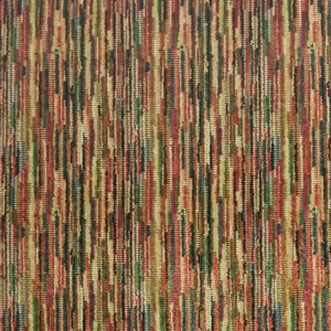 CLARENCE HOUSE ARLES VELVET FABRIC MULTI