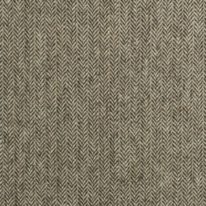 CLARENCE HOUSE HOLMES FABRIC BROWN