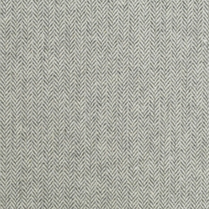 CLARENCE HOUSE HOLMES FABRIC PALE GREY