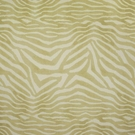 CLARENCE HOUSE MANDARI ANIMAL PRINT LINEN FABRIC BEIGE
