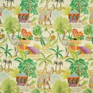 CLARENCE HOUSE PASSAGE TO INDIA FABRIC BEIGE