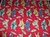 DESIGNER CHINOISERIE GEISHA KIOTO TOILE FABRIC 9 YARDS MULTI
