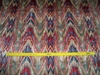 DESIGNER TALCIE FLAME STITCH BARGELLO UPHOLSTERY (SELF LINED) FABRIC 10 YARDS
