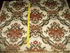 FADINI BORGHI PIERRE FREY RIALTO CUT VELVET DAMASK FABRIC 2 YARDS