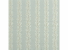 G P & J BAKER ELVASTON EMBROIDERED FABRIC PALE AQUA