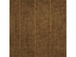 GP & J BAKER BRYSON HARMONY STRIPE FABRIC COFFEE