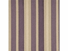 GP & J BAKER MARWOOD STRIPE VELVET FABRIC LAVENDER