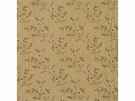 GP & J BAKER MENOTTI SILK FABRIC BRONZE