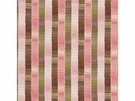 GP & J BAKER RUSHFORD STRIPE FABRIC ROSE GREEN