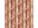 GP & J BAKER RUSHFORD STRIPE FABRIC SPICE STONE