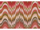 KRAVET ACID PALM UPHOLSTERY FABRIC WATERMELON