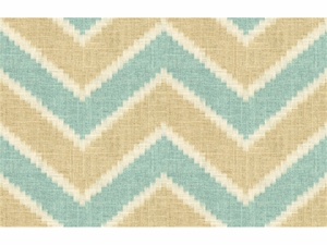 KRAVET AMANI LINEN COTTON FABRIC SURF