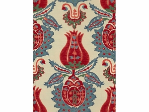 KRAVET COUTURE ART OF DESIGN UPHOLSTERY FABRIC BERRY CAPRI