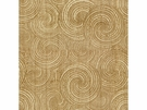 KRAVET COUTURE CELESTIAL FABRIC KUMQUAT