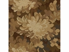 KRAVET COUTURE EXCLUSIVE FLORA UPHOLSTERY FABRIC BROWN BEIGE