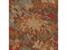 KRAVET COUTURE EXCLUSIVE FLORA UPHOLSTERY FABRIC GREEN BURGUNDY RED MULTI