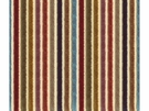 KRAVET COUTURE FESTIVAL VELVET STRIPES FABRIC JEWEL
