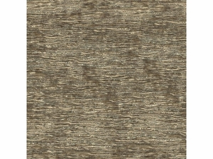 KRAVET COUTURE FIRST CRUSH CHENILLE FABRIC SHIITAKE