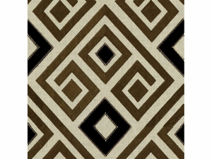 KRAVET COUTURE GLOBAL EXPLORER VELVET FABRIC ONYX
