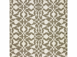 KRAVET COUTURE POETICAL LINEN FABRIC CINDER
