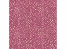 KRAVET COUTURE POLKA DOT PLUSH VELVET FABRIC PLUM