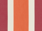 KRAVET DECK BAND COTTON FABRIC SUNSET