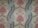KRAVET LAURA ASHLEY FRENCH COUNTRY PORTICO FLORAL PRINT FABRIC 30 YARD CRYSTAL