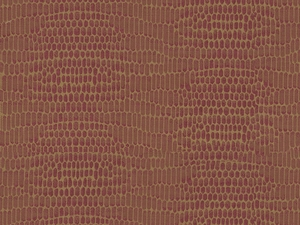 KRAVET SNAKECHARMER FABRIC YELLOW PURPLE