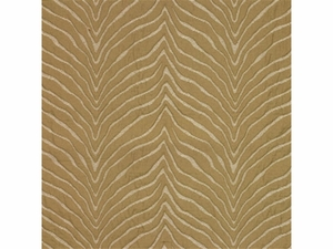 KRAVET TIGER UPHOLSTERY FABRIC YELLOW GOLD