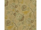 LEE JOFA ANTIBES PRINT FABRIC BROWN MIST