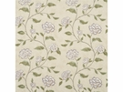 LEE JOFA BERRINGTON FLORAL COTTON PRINT FABRIC OPAL