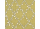 LEE JOFA BERRY SILK TRELLIS FABRIC LEAF