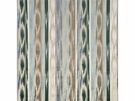 LEE JOFA BIRCH IKAT KILIMS VELVET FABRIC AQUA TEAL