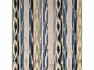 LEE JOFA BIRCH IKAT KILIMS VELVET FABRIC INDIGO