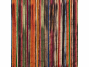 LEE JOFA BOHEMIAN STRIPE FABRIC MULTI