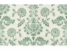 LEE JOFA CAMBERLY EMBROIDERED LINEN FABRIC JUNIPER